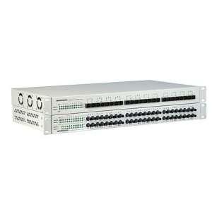 Matériels actifs, Actifs fibre optique, SFP transceivers, Convertisseur Fast Ethernet 24 ports 100Base-TX/100Base-FX