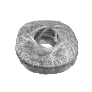 Fibre optique, Accessoires, Aiguillage, tirage et gaines, Gaine Ø18i fendue PVC annelée grise