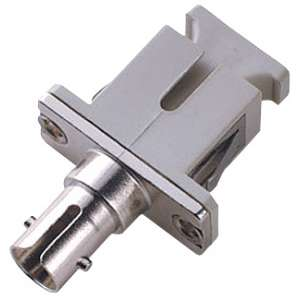 Fibre optique, Connectiques brassage, Raccords optiques hybrides, Raccord hybride ST/SC simplex multimode