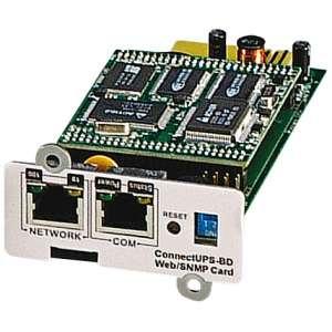 Matériels actifs, Protection équipements élec., Autres produits électriques, Carte de management SNMP