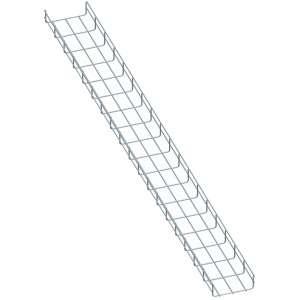 Baies Coffrets, Accessoires, Accessoires cheminement de câble, Chemin de câble en fil-largeur