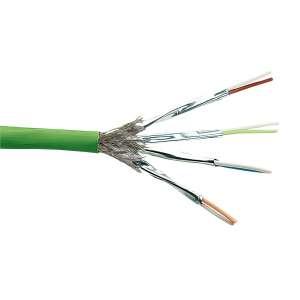Cuivre, Câblages, Réseaux cuivre LAN, Câble S-FTP catégorie 7