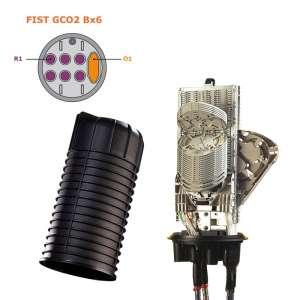 Fibre optique, Bpe commscope, Fist gco2 bxx, Box Fist GCO2 Bx6