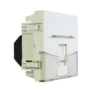 Cuivre, Solutions vdi rj45, connecteur rj45, Prise 45x45 volition rj45 ftp cat.6