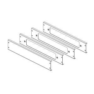 Baies Coffrets, Accessoires, Accessoires baie coffret int/ext 19'', Jeu 4 panneaux latéraux pour socles