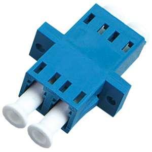 Fibre optique, Connectiques brassage, Raccords optiques multimodes, Raccord multimode ST/ST à embase rectangulaire