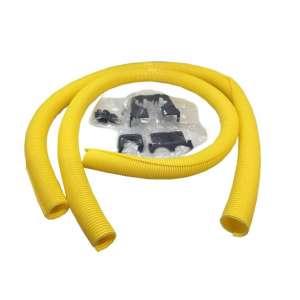 Fibre optique, Accessoires, FiberGuide 4 x 6 '', Flex tube