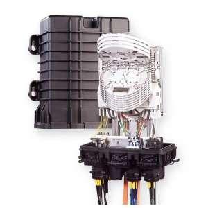 Fibre optique, BPE COMMSCOPE, FIST GCO2 Fxx, FLAT FIST GCO2 version FC