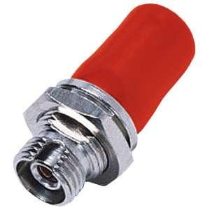 Fibre optique, Connectiques brassage, Raccords optiques monomodes, Raccord monomode simplex FC-PC/FC-PC
