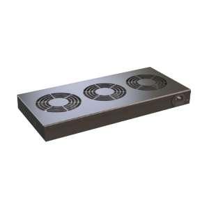 Baies Coffrets, Accessoires, Unité de ventilation / refroidissement, Unité de ventilation 19''