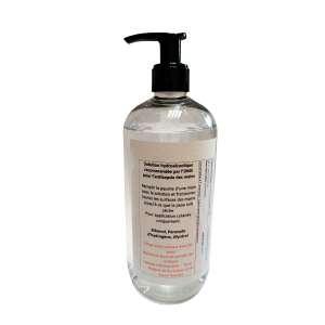 Outillage - EPI, Équipement Protection Individuelle, Équipement Protection Individuelle, Solution hydroalcoolique 500 ml