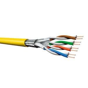 Cuivre, Câblages, Réseaux cuivre LAN, Câble F-FTP catégorie 6a