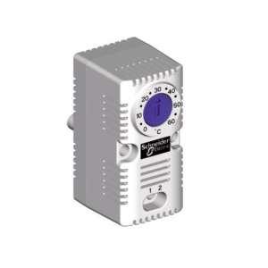 Baies Coffrets, Accessoires, Unité de ventilation / refroidissement, Thermostat 0 à 60C°