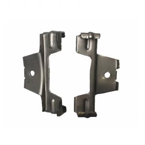*Clips métalliques pour fixation poteau de Coffret Fist BD/VX-AC-PMK