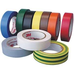 Consommables, Consommables cuivre, Rubans, bandes et ficelles, Ruban pvc adhésif