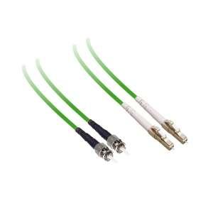 Fibre optique, Connectiques brassage, Jarretières multimodes, Jarretière 50/125 OM2 duplex-zip ST/LC