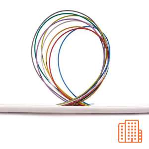 Fibre optique, Câblages, Réseaux optiques FTTH, Câble colonne montante M6 G657A2