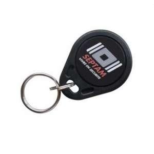 Sécurité, Détection intrustion, Alarme intrusion (sirène), Badge proximité - v1 porte-clés