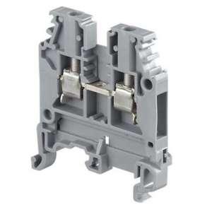Matériels actifs, Protections équipements électriques, Autres produits électriques, Bornier Entrelec pour Rail DIN