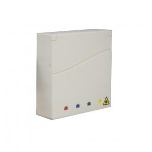 Fibre optique, Boîtiers, PTO/DTIO, Kit DTIO 1FO 80 x 80 SC-APC