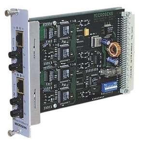 Matériels actifs, Actifs fibre optique, Solutions entreprise access, Module conversion média double Fast Ethernet 2 ports