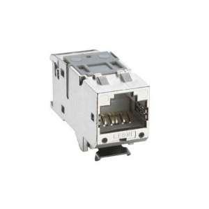 Cuivre, Solutions VDI RJ45, Connecteurs RJ45, Noyau blindé 6a format Keystone