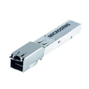 Matériels actifs, Actifs fibre optique, SFP transceivers, Interface SFP Gigabit Ethernet SM LC
