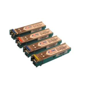 Matériels actifs, Actifs fibre optique, SFP transceivers, Interface SFP Gigabit 1000 Base BX - 1 SMF LC