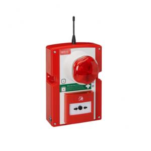 Sécurité, Détection intrustion, Détection incendie, Borne de déclenchement de l'alarme