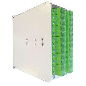 Fibre optique, Coffrets optiques, Coffret optique monomode, Cod 24 sc + r&p sc-apc
