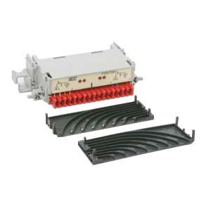 Cuivre, Boîtiers modules, Modules de raccordement cuivre, Profilé hpul
