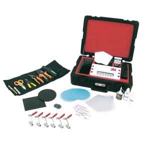 Outillages, Outillages fibre optique, Raccordements et connectorisations, Valise de raccordement Hot-Melt™