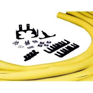 Fibre optique, Accessoires, FiberGuide 4 x 4 '', Fixation de tubes flexibles