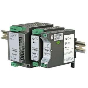 Matériels actifs, Actif fibre optique, Alimentations, Alim. industrielle compacte 48v