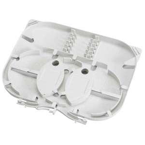 Fibre optique, BPE CORNING, Accessoires, Cassette 2 PAS 12 fusions et coupleur