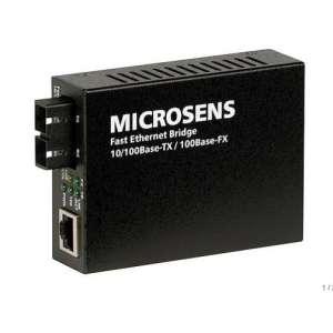 Matériels actifs, Actifs fibre optique, Solutions industrielles, Bridge Fast Ethernet 10/100-TX/100-FX