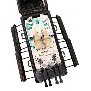 Fibre optique, Bpe commscope, OFDC, OFDC A4 à connecteurs