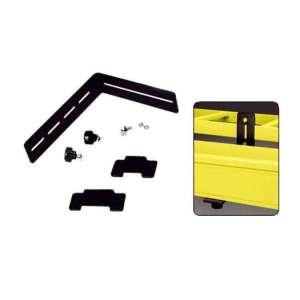 Fibre optique, Accessoires, FiberGuide 4 x 6 '', Support métal en L pour linéaire