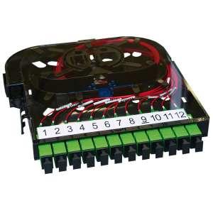 Fibre optique, Points de mutualisation, Accessoires, Module de connexion RFO NG préconnectorisé 12 SC-APC