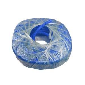 Fibre optique, Accessoires, Aiguillage, tirage et gaines, Gaine Ø18i fendue PVC annelée bleue