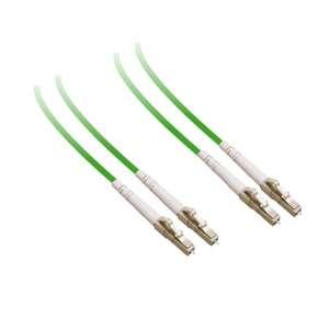 Fibre optique, Connectiques brassage, Jarretières multimodes, Jarretière 50/125 OM2 duplex-zip LC/LC