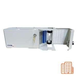 Fibre optique, Coffrets optiques, Coffret optique monomode, Coffret cos s/p + r&p sc-apc