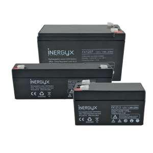 Sécurité, Contrôle d'accès, Alimentation électrique, Batterie rechargeable VRLA/AGM 12v