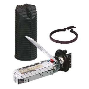Fibre optique, BPE COMMSCOPE, FOSC, Boîtier FOSC 400 D5