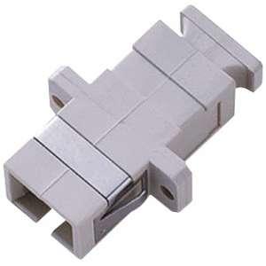 Fibre optique, Connectiques brassage, Raccords optiques multimodes, Raccord multimode simplex SC/SC
