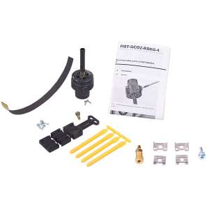 *Entrée de câble ronde à gel 1 port de 11 à 14mm / RSKG-1