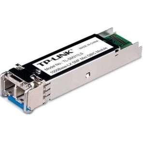 Matériels actifs, Actifs fibre optique, SFP transceivers, Interface SFP LC monomode
