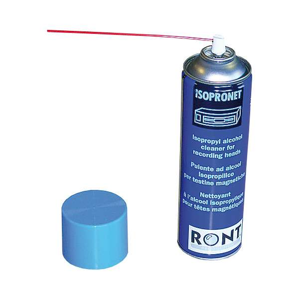 Consommables, Consommables optiques, Consommable de nettoyage optique, Aérosol isopronet (alcool isoprop.)