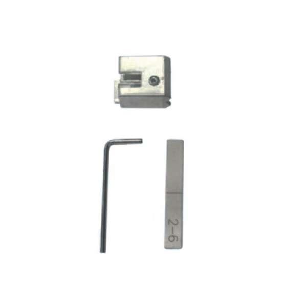 Fibre optique, BPE COMMSCOPE, Accessoires, Kit CTU de maintien de câbles TENIO