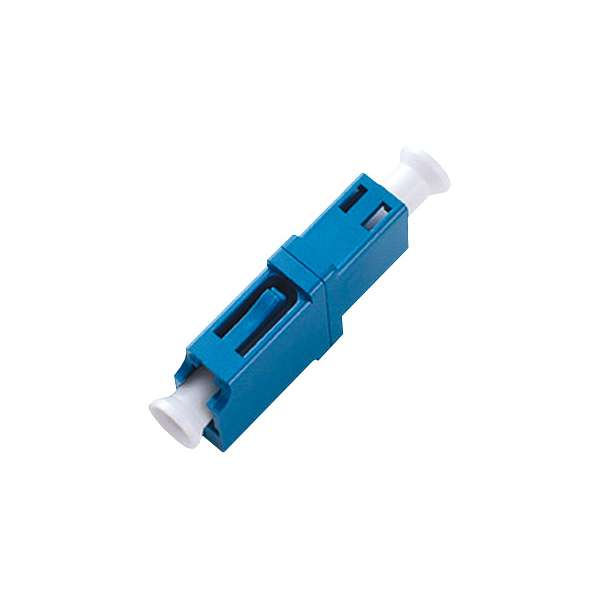 Fibre optique, Connectiques brassage, Raccords optiques monomodes, Raccord monomode simplex LC-PC/LC-PC